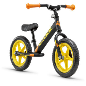 s'cool pedeX race Kids Push Bikes Children yellow/black
